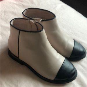 Zara little girl boots